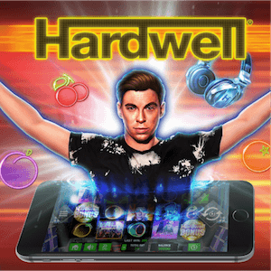 Dj Harwell hits the reels