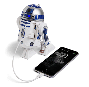 An R2-D2 phone charger rakes in the revenue