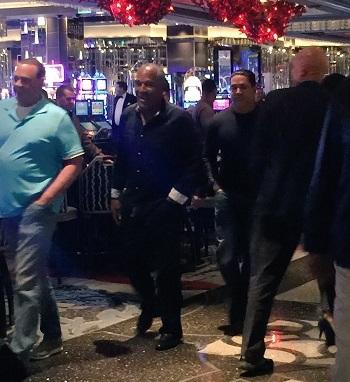 O.J. Simpson Threatens To Sue Casino