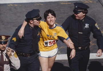 Rosie Ruiz's running ruse