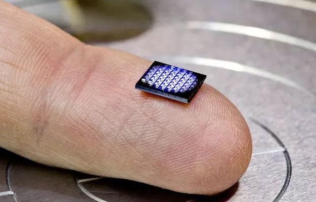 IBM's tiny computer