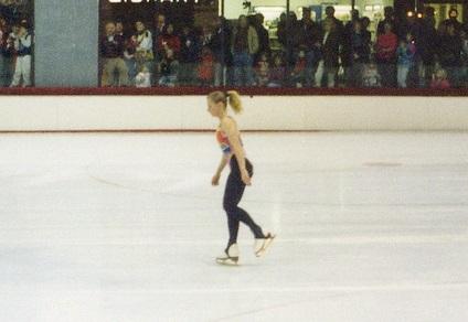 Harding skating to disaster